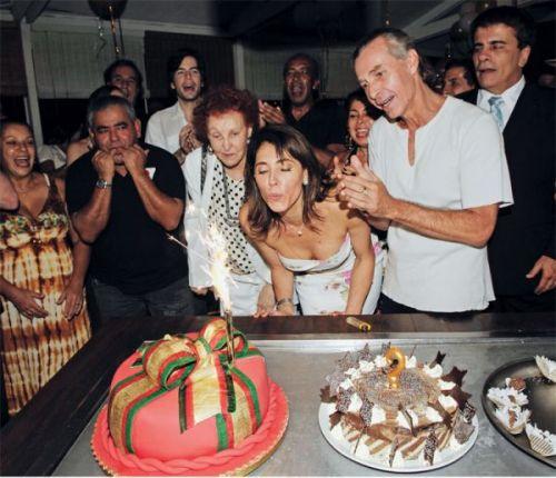 assopra, assopra, assopra o bolo de aniversário